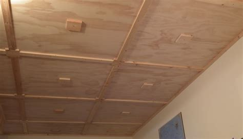 The 25  best ideas about Plywood Ceiling on Pinterest