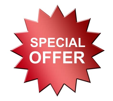 A Special Offer From special offer www imgkid the image kid has it