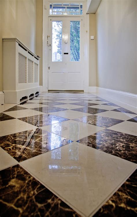 Tile Flooring Ideas For Living Room by Seven Brilliant And Practical Ideas For Your Entrance Hall