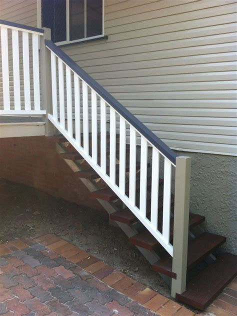 deck stairs landing www imgkid the image kid has it