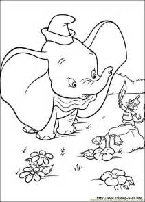 dumbo coloring pages free coloring pages of dumbo