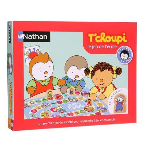 jeu ecole de cuisine de nathan le jeu de t choupi 224 l ecole achat vente jeu