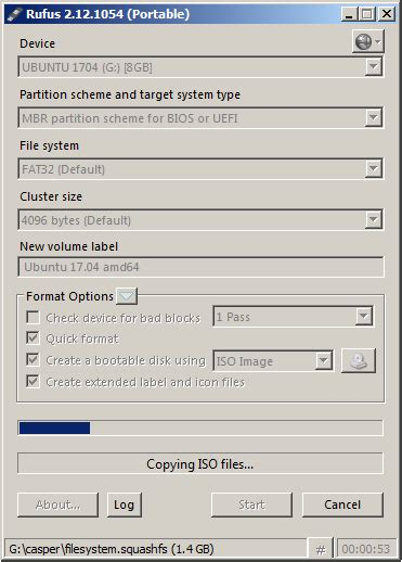 tutorial rufus bootable cara membuat bootable sistem operasi pada flashdisk