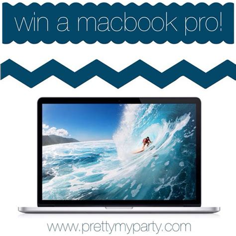 Free Apple Laptop Giveaway - apple macbook pro laptop giveaway cupcake diaries