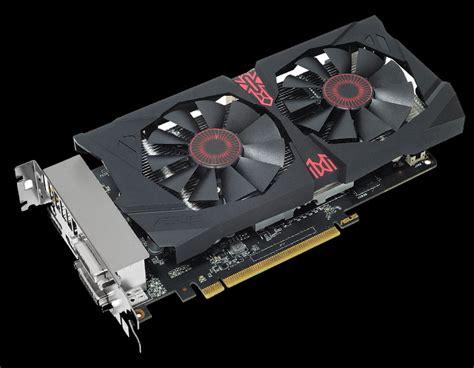 Vga Radeon Asus R7 370 Strix 2gb asus radeon strix r7 370 2gb gaming graphic card strix r7370 dc2oc 2gd5 gaming strix r7370