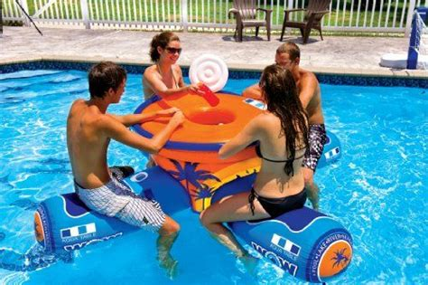 floating picnic table for sale 22 best water and pool products and inventions
