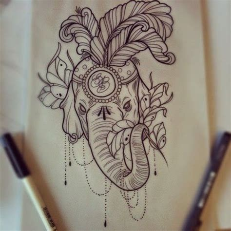 elephant tattoo from bad ink 50 coolest elephant tattoos ideas for girls ink tattoo