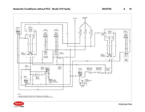 peterbilt 359 headlight wiring diagram 359 peterbilt
