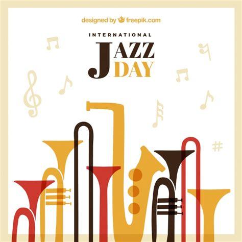 imagenes musicales retro fondo vintage de jazz con instrumentos musicales