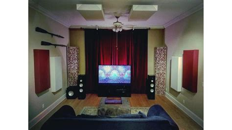 easily improve  home theater   rooms