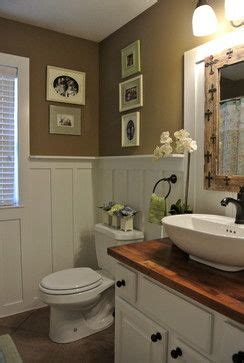 home remodeling master bathroom bead board wainscoting bathroom farmhouse bathrooms and wainscoting on pinterest