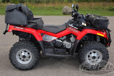 outlander max  efi xt motorcycles  sale