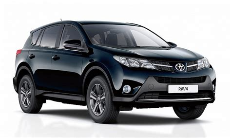 The Toyota Rav4 Introducing The Toyota Rav4 Business Edition