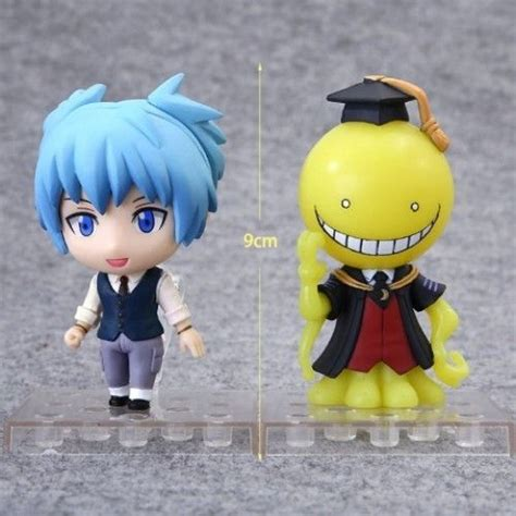 two assassination classroom korosensei nagisa shiota figures assassination classroom