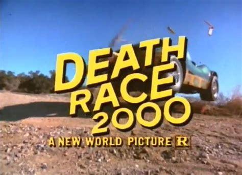 disco death race death race 2000 trailer 1975 bionic disco
