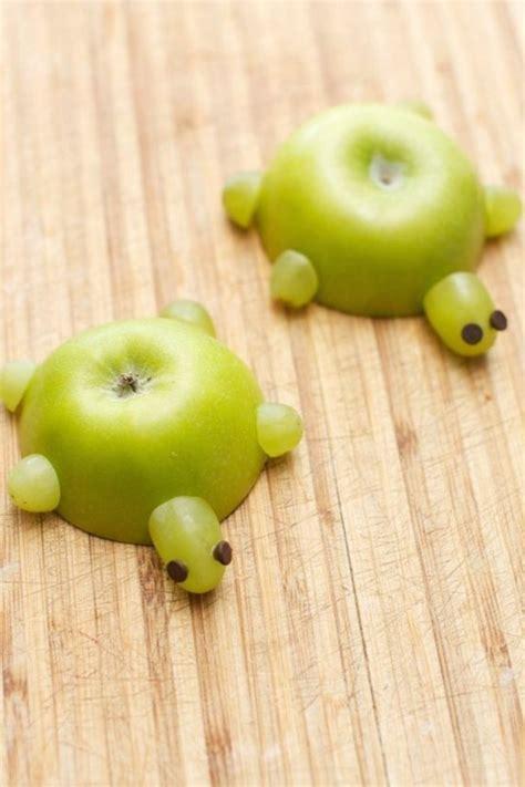 Basteln Mit Obst by Obst Deko 21 Ausgefallene Figuren Aus Fr 252 Chten Die