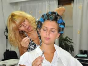 feminize his hair sissy 1000 images about curlers on pinterest salons curls