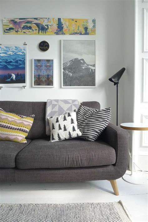 vorhänge erdtöne wohnzimmer in 2 farben streichen