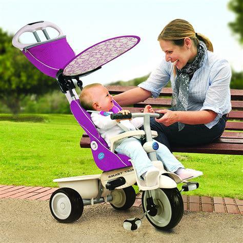 smart trike recliner purple smart trike recliner stroller 4 in 1 in purple pickture
