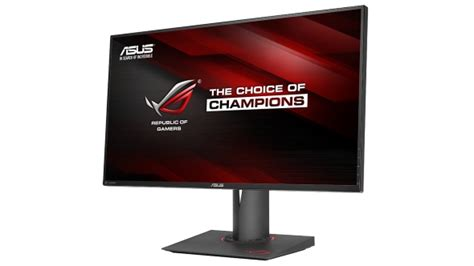 best gaming monitors best gaming monitor 2018 pcgamesn