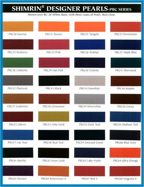 tangelo pearl pbc32 pbc 32 house of kolor 1 qt paint ebay