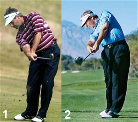 no release golf swing hand release actions through the impact zone