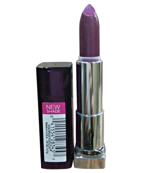maybelline new york colorsensational lipcolor lipstick