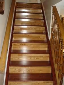 Hardwood Flooring On Stairs Two Toned Hardwood Stairs Hardwood Floors Stains Colors And The O Jays