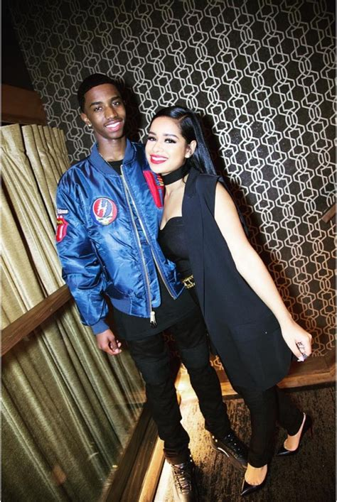 this mother and daughter look is fabulous diddy s son christian combs fabolous step daughter