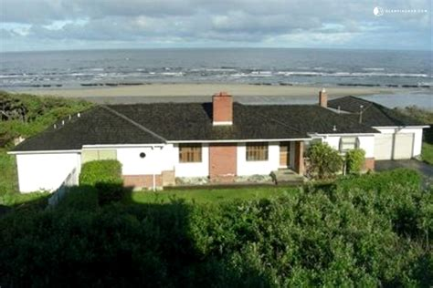 Cabins Newport Oregon by Oceanfront Vacation Rental Near Nye Oregon