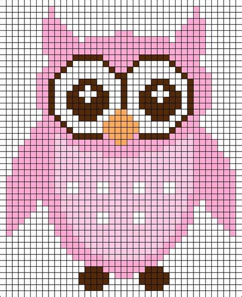perler bead patterns owl owl perler bead pattern craft ideas