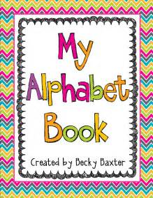 teaching learning amp loving my alphabet book