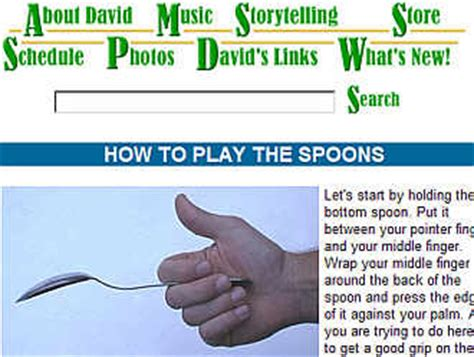 top 6 spoon playing links
