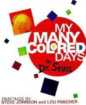 libro my many coloured days i wish that i had duck feet dr seuss 9780394800400