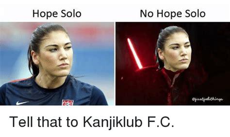 Hope Solo Memes - 25 best memes about kanjiklub kanjiklub memes