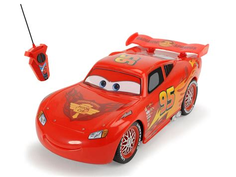 Cars Ferngesteuertes Auto by Dickie Ferngesteuertes Auto Rc Lightning Mcqueen Single