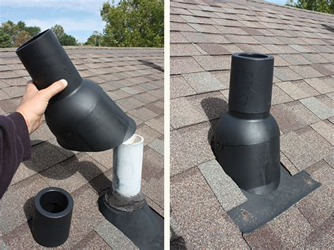 rubber boot vent pipe upgrade a roof with architectural shingles extreme how to