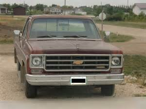1979 chevrolet silverado 1500 diesel for sale in winkler