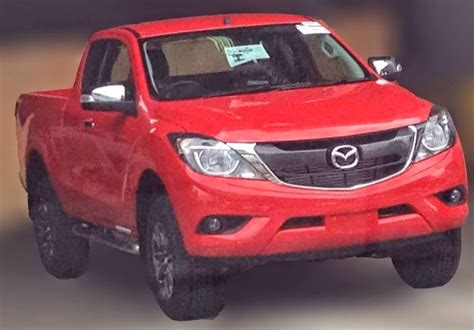 new mazda bt50 is this the new look 2016 mazda bt 50 performancedrive