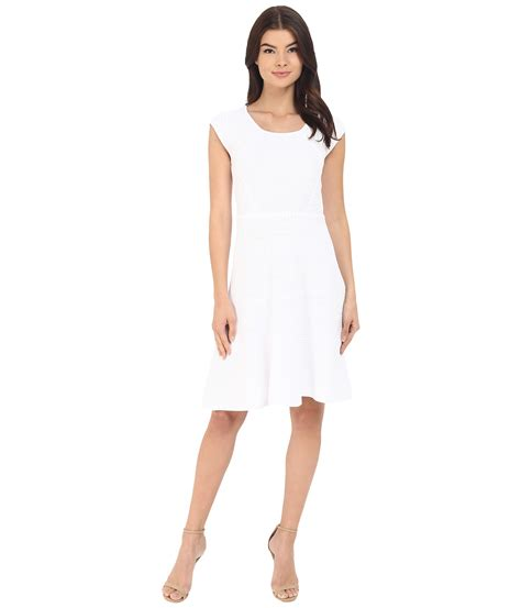 Valera Dress catherine malandrino valera dress in white lyst