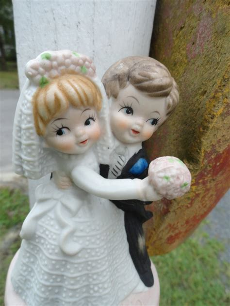 20 best images about 1970's to 1980's wedding toppers on