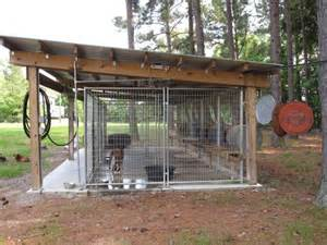 25 best ideas about outdoor dog kennels on pinterest