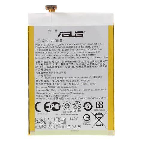 Battery Asus Zenfone 6 Merk Lf 3230mah replacement battery for asus zenfone 6