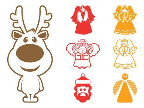 graphics free search results for 3 deer cartoon calendar 2015