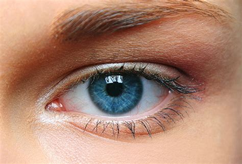different types of eye colors pictures of what eye color and shape say about your health
