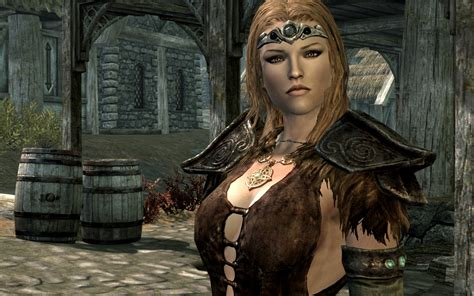skyrim change hair size hroki hair change without texture issues at skyrim nexus