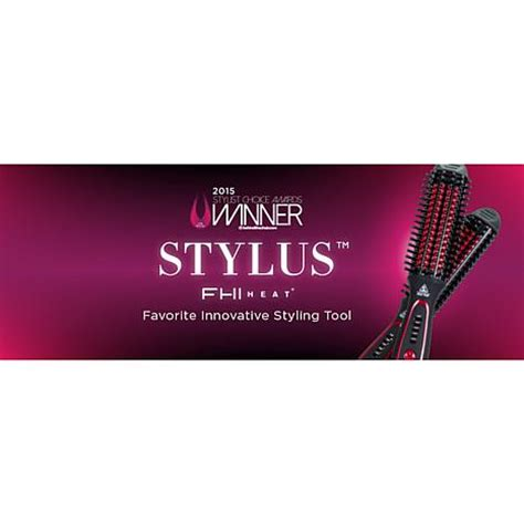 fhi stylus reviews fhi brands stylus thermal styling brush 7649861 hsn