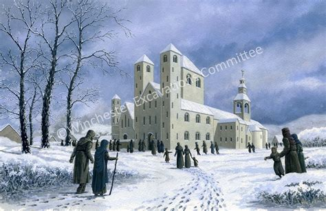 Christmas Designs winchester studies christmas card winchester studies