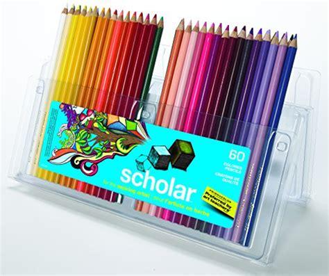 prismacolor scholar colored pencils prismacolor scholar colored pencils 60 count import it all