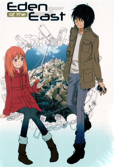 dex s review eden of the east sleepless ronins reviews eden of the east anime and